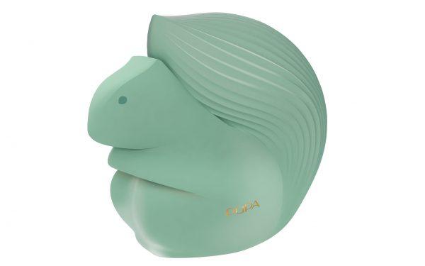 Pupa Squirrel 3 Verde Pupa Trousse Labbra, Occhi e Viso