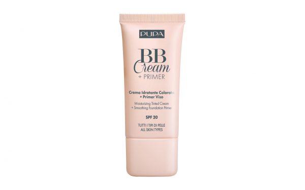 Pupa BB Cream + Primer Tutti i Tipi di Pelle Pupa Crema Idratante Colorata + Primer Viso. Tutti i Tipi Di Pelle.