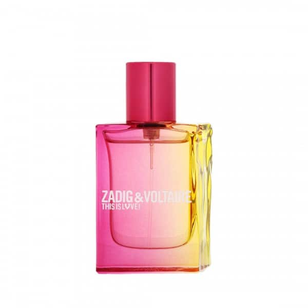 Zadig & Voltaire This is Love! Donna 30ml Zadig & Voltaire <strong>This is Love! Pour Elle La nuova Eau de Parfum femminile di Zadig&Voltaire.</strong>