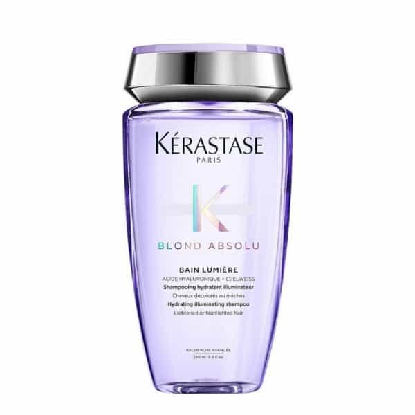 Kerastase Bain Lumiere Shampoo Idratante 250ml Kerastase LINEA RESISTANCE - Ciment Thermique è una crema pre-asciugatura termoprotettiva per capelli danneggiati e indeboliti. Svolge un'immediata azione ricostruttiva, rinforzante e tonificante sulla fibra capillare.
