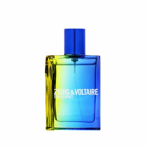 Zadig & Voltaire This is Love! Uomo 50ml Zadig & Voltaire <strong>This is Love! Pour Elle La nuova Eau de Parfum femminile di Zadig&Voltaire.</strong>