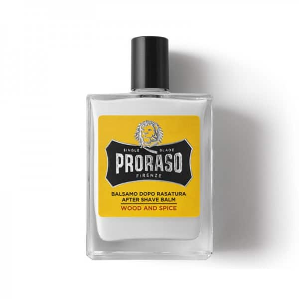 Proraso Balsamo dopo Rasatura Wood & Spice 100ml Linea Professionale Proraso