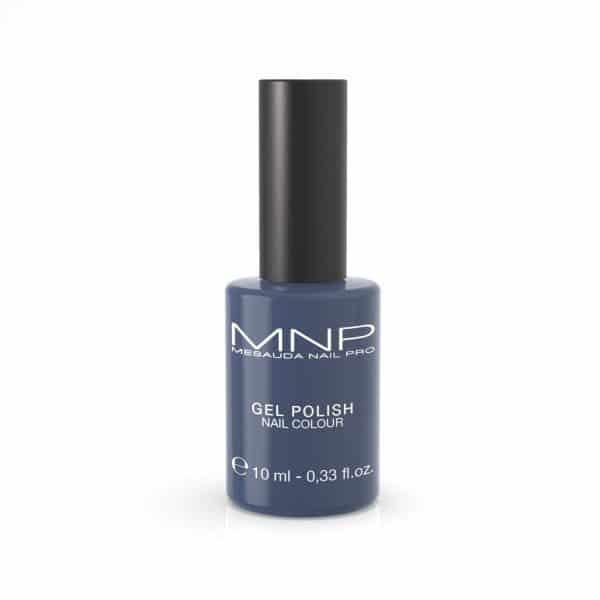 Mesauda MNP Gel Polish Nail Colour 087 BALTIC BLUE 10ml MNP Mesauda Professional Uno smalto semipermanente ultra brillante e autolivellante con eccellente adesione. Polimerizza in 2 minuti in lampada UV (36W) o 1 minuto in lampada LED (36W). Contenuto: 10ml