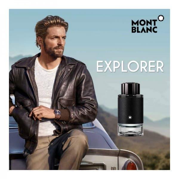 Mont Blanc Explorer Eau De Parfum Mont Blanc
