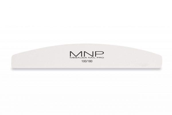 Mesauda MNP Lima Arco Bianca 100/100 Confezione 6pcs MNP Mesauda Professional Lima arco bianca 100/100.Caratteristiche: grit medio/basso