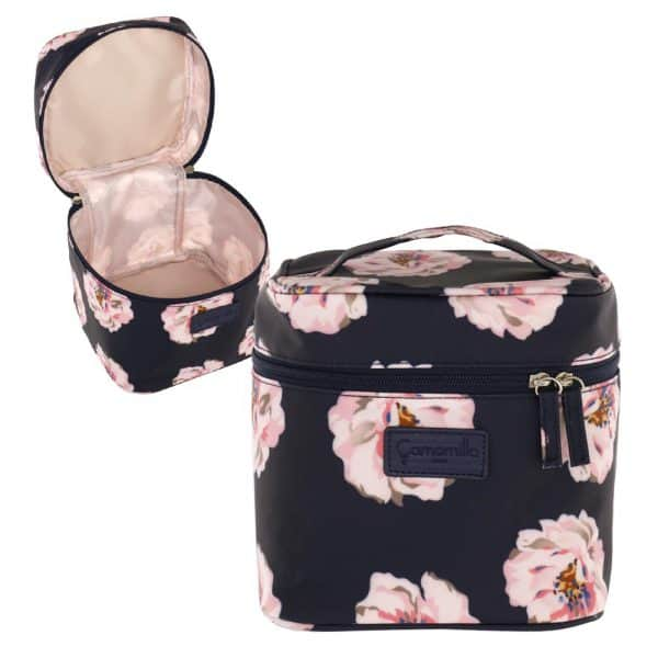 Camomilla Peony Beauty Case S Rosa Camomilla