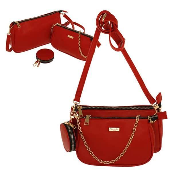 Camomilla Bag Set Rosso Ale Camomilla