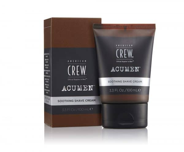 American Crew Acumen Soothing Shave Cream 100ml American Crew Acumen Crema Da Barba Rinfrescante