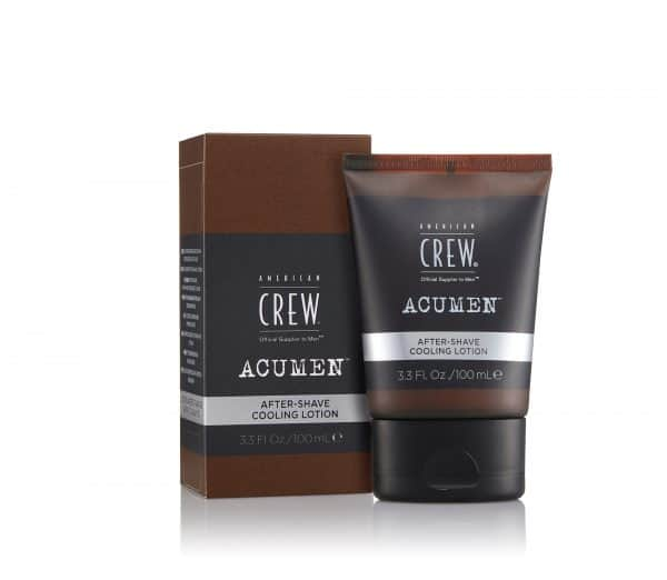 American Crew Acumen After Shave Cooling Lotion 100ml American Crew Acumen Crema Da Barba Rinfrescante