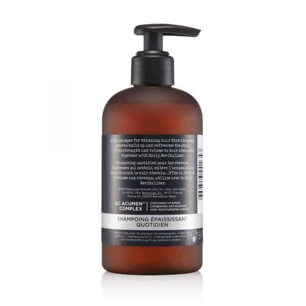 American Crew Acumen Daily Thickening Shampoo 290ml American Crew Acumen Gel Energizzante Contorno Occhi