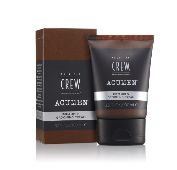 American Crew Acumen Firm Hold Grooming Cream 100ml American Crew Acumen Gel Energizzante Contorno Occhi