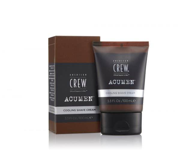 American Crew Acumen Cooling Shave Cream 100ml American Crew Acumen Crema Da Barba Rinfrescante