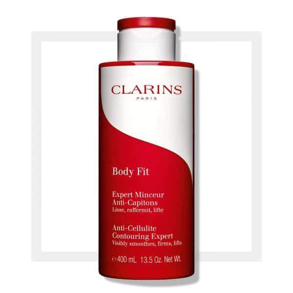 Clarins Body Fit 200 ml Clarins Il trattamento specifico contro gli inestetismi della cellulite.