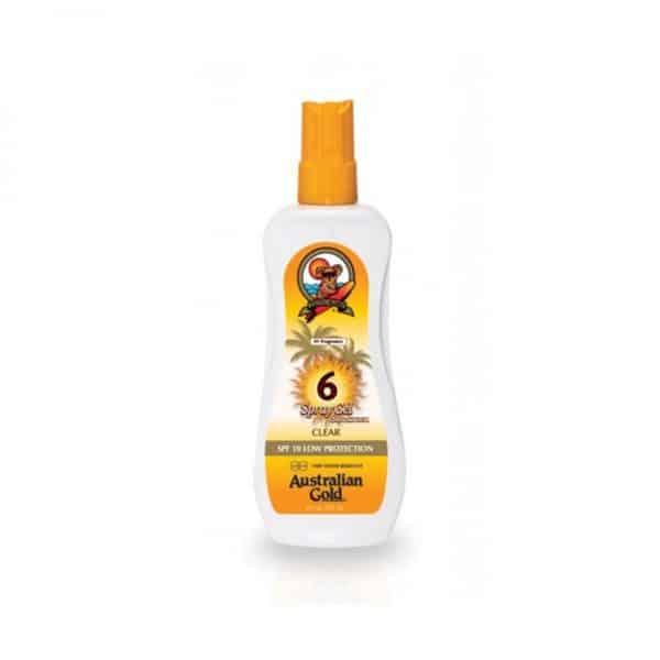 Australian Gold Spray Gel Protezione Australian Gold