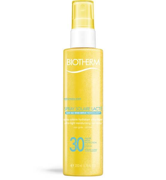 Biotherm Latte Solare Corpo Spray SPF 30 200ml Biotherm <p>Spray solare idratante SPF30 Non unge</p>