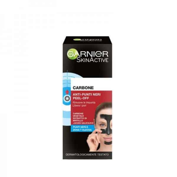 Garnier Pure Active Carbone Peel Off Anti Punti Neri Garnier ANTI-PUNTI NERI- Pelli Grasse e Punti Neri Ostinati