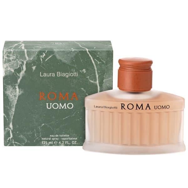 Laura Biagiotti Roma Uomo 200 ml Edt Laura Biagiotti Laura biagiotti forever edp