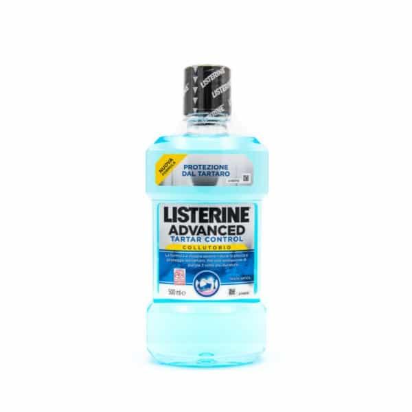 Listerine Colluttorio Advanced Tartar Control Listerine