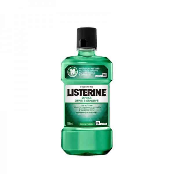 Listerine Colluttorio Difesa Denti E Gengive Listerine