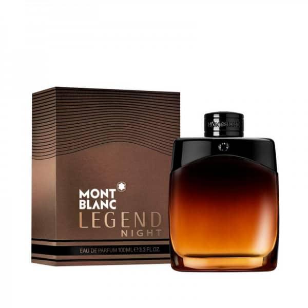 Mont Blanc Legend Night Eau De Parfum Mont Blanc