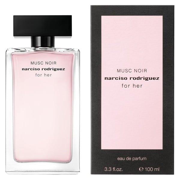Narciso Rodriguez For Her Musc Noir Eau De Parfum Narciso Rodriguez Narciso Rodriguez Bleu Noir For Him edp