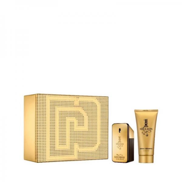 Paco Rabanne Confezione 1 Million + Bagnoschiuma Paco Rabanne <p>La confezione contiene: 1 Million Edt 100ml + Shower Gel 100ml</p>