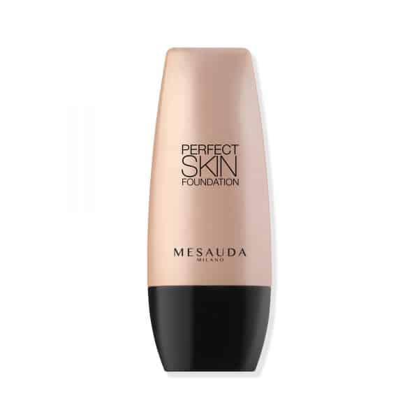 Mesauda Perfect Skin Foundation Fondotinta Mesauda Fondotinta fluido effetto filler ad alta coprenza