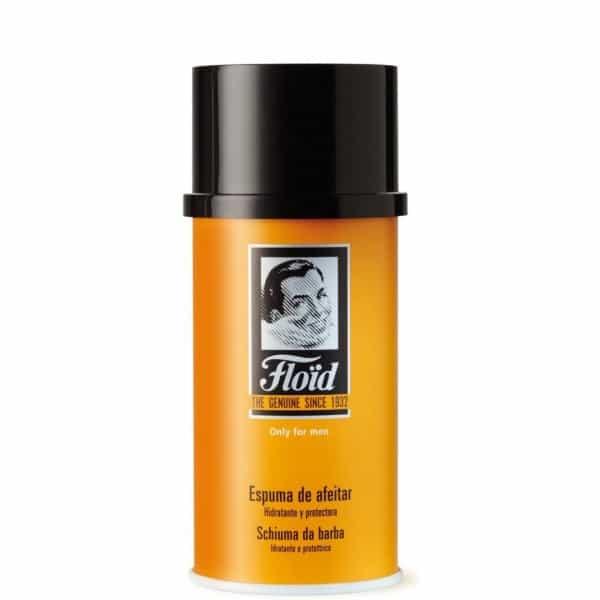Floid Schiuma da Barba 300 ml Floid Schiuma da barba idratante e protettrice. Estremamente cremosa, garantisce una perfetta rasatura. Idrata la pelle lasciandola più morbida e fresca.