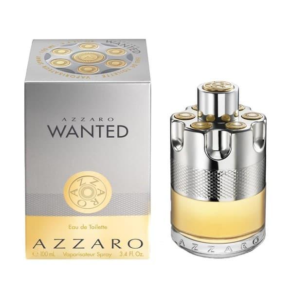 Azzaro wanted edt Azzaro Azzaro wanted by night edp
