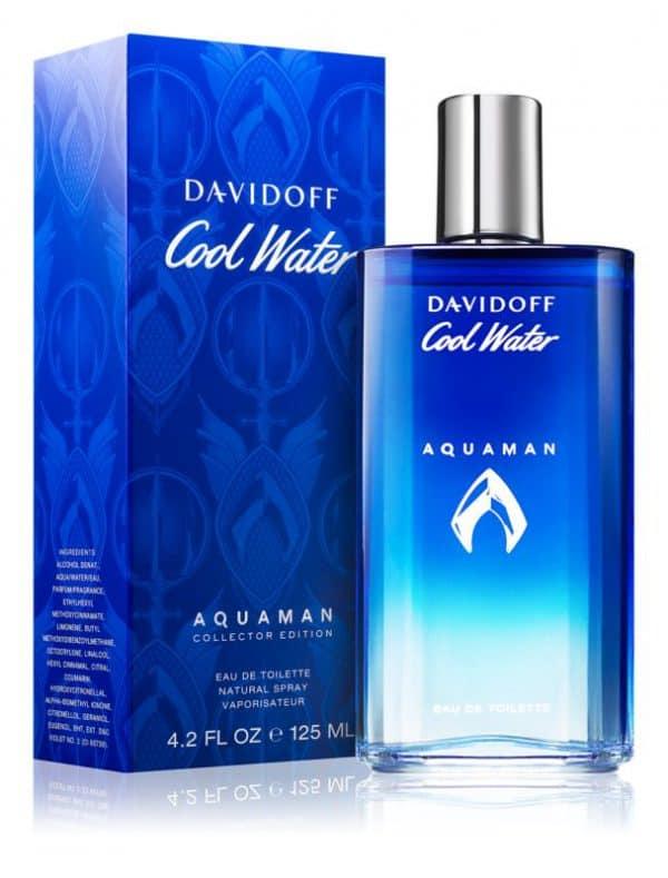 Davidoff Cool Water Aquaman Summer Edition 2020 125ml Davidoff