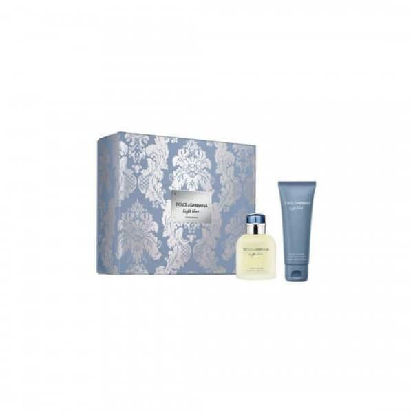 Dolce & Gabbana Confezione Light Blue Edt + After Shave Dolce & Gabbana Contiene: Light Blue Pour Homme Eau De Toilette 75 ml + Light Blue Pour Homme After Shave Balm 75 ml
