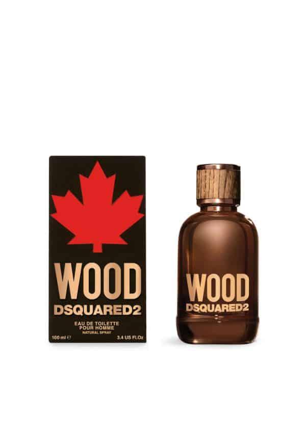 Dsquared Wood Eau De Toilette Dsquared Dsquared wood uomo