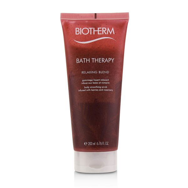 Biotherm Bath Therapy Relaxing Scrub 200ml Biotherm Biotherm bath therapy relaxing scrub 200ml