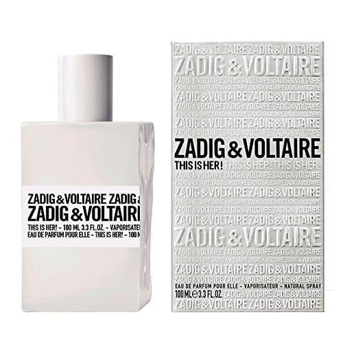 Zadig e Voltaire This Is Her Eau De Parfum Zadig & Voltaire <strong>This is Love! Pour Elle La nuova Eau de Parfum femminile di Zadig&Voltaire.</strong>