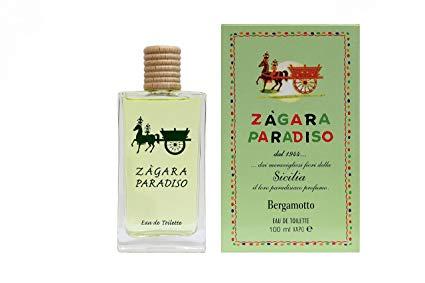 Zagara Paradiso Bergamotto 100ml Zagara Zagara paradiso
