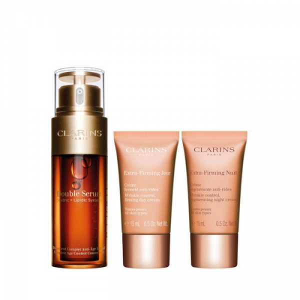 Clarins Double Serum + Extra Firming Set Clarins