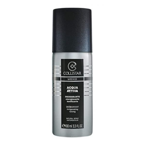 Collistar Acqua Attiva Deodorante Spray 100ml Collistar