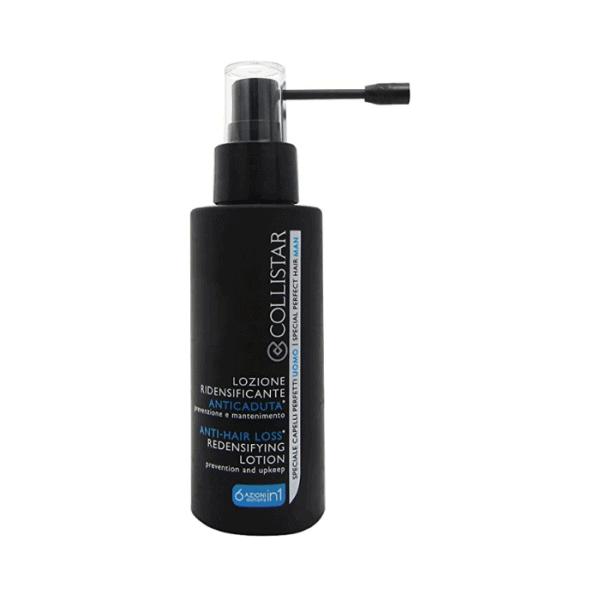 Collistar Uomo Lozione Ridensificante Anticaduta 100ml Collistar Con attivatore di collagene e acido ialuronico.