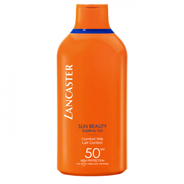 Lancaster Sun Beauty Sublime Tan Latte Spf 50 400 Ml Lancaster Formato da 50 ml