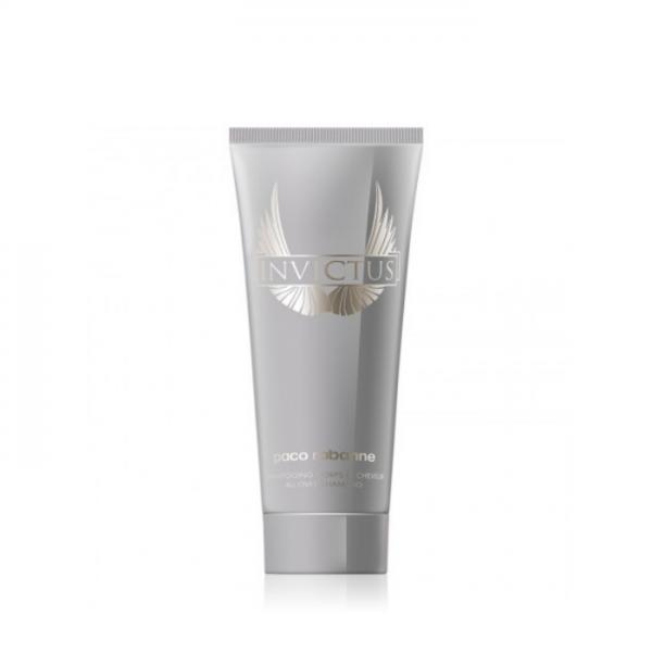 Paco Rabanne Invictus Shampoo-Doccia 150 Ml Paco Rabanne <p>La confezione contiene: 1 Million Edt 100ml + Shower Gel 100ml</p>