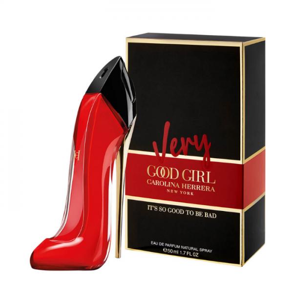 Carolina Herrera Very Good Girl Eau De Parfum Carolina Herrera Il cofanetto contiene: Carolina Herrera Good Girl 50ml Edp + Body Lotion 75ml