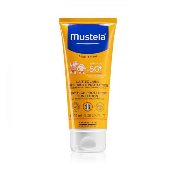 Mustela Latte Solare Spf 50+ 100 Ml Mustela
