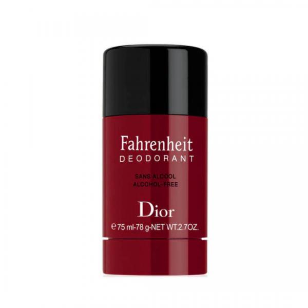 Dior Fahrenheit Deodorante Stick 75 Gr Dior Christian dior homme parfum 100 ml