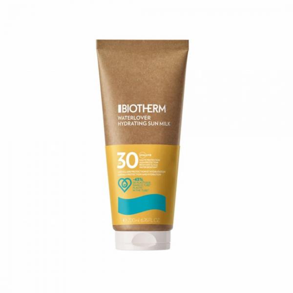 Biotherm Waterlover Sun Milk Latte Abbronzante Spf 30 Biotherm