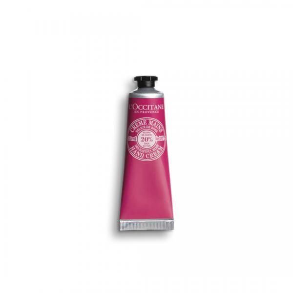 L'Occitane En Provence Crema Mani Coeur De Rose Karité 30 ml L'Occitane En Provence