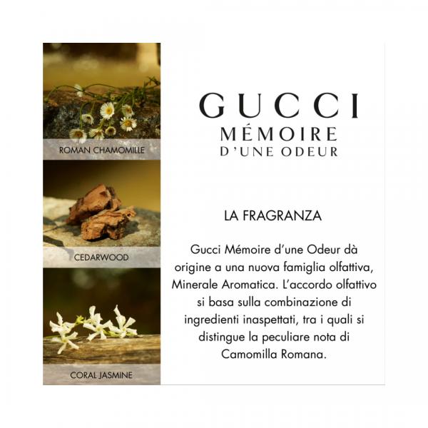 Gucci Memoire Eau De Parfum Gucci