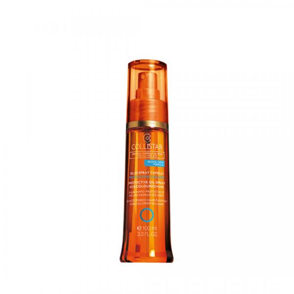 Collistar Olio Spray Capelli Protezione Colore 100 Ml Collistar