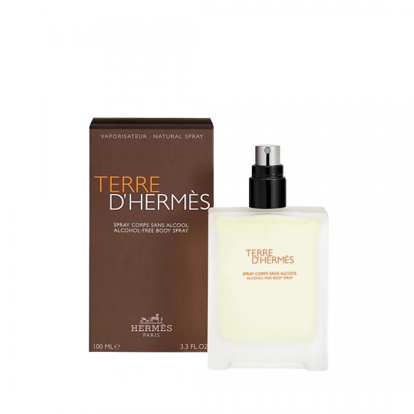 Hermès Terre D'Hermès Spray Corpo 100 Ml Hermes Hermes caleche edt